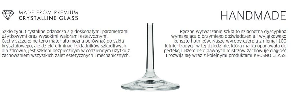 Oznaczenia dotyczące szkła: